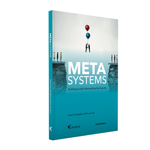 Metasystems book cover