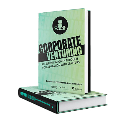 Corporate Venturing book cover