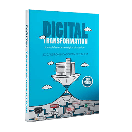 Digital Transformation book cover