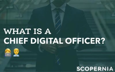 What is a Chief Digital Officer (CDO)?